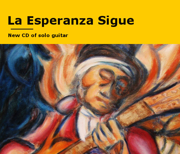 La Esperanza Sigue - New CD